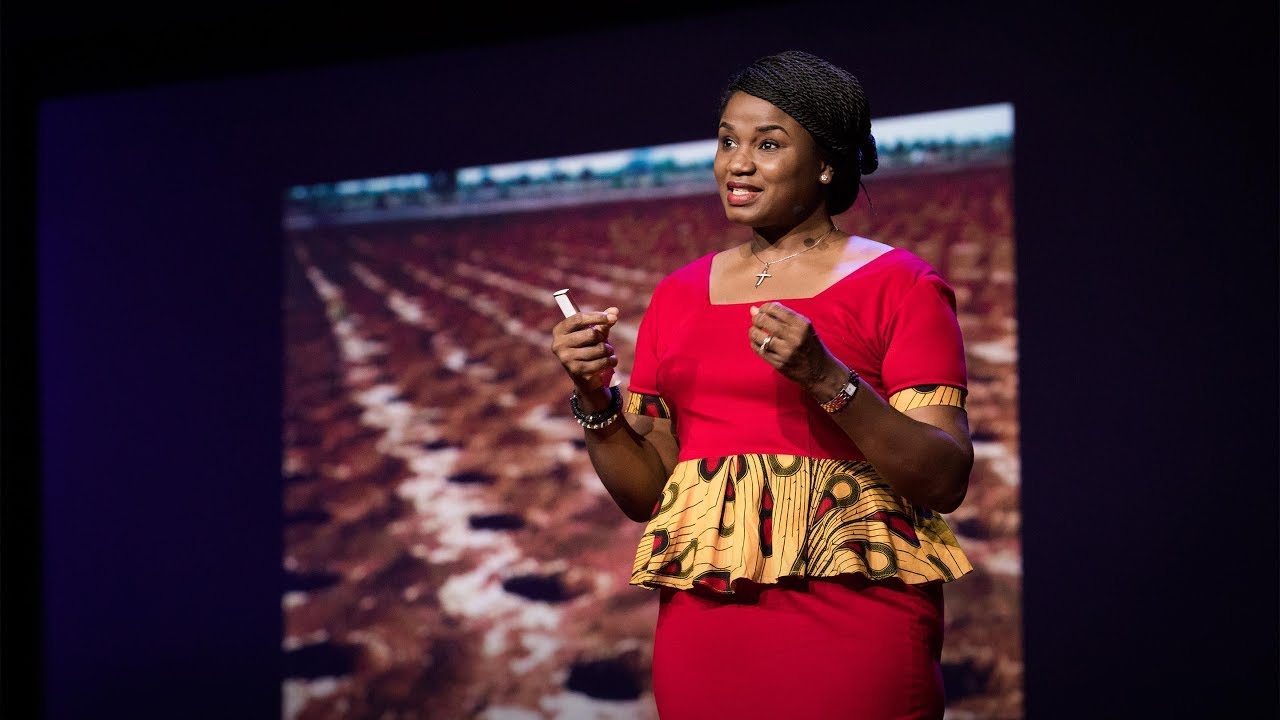 「Chika Ezeanya-Esiobu:非洲可以怎樣運用傳統知識來創造進步」- How Africa Can Use Its Traditional Knowledge to Make Progress