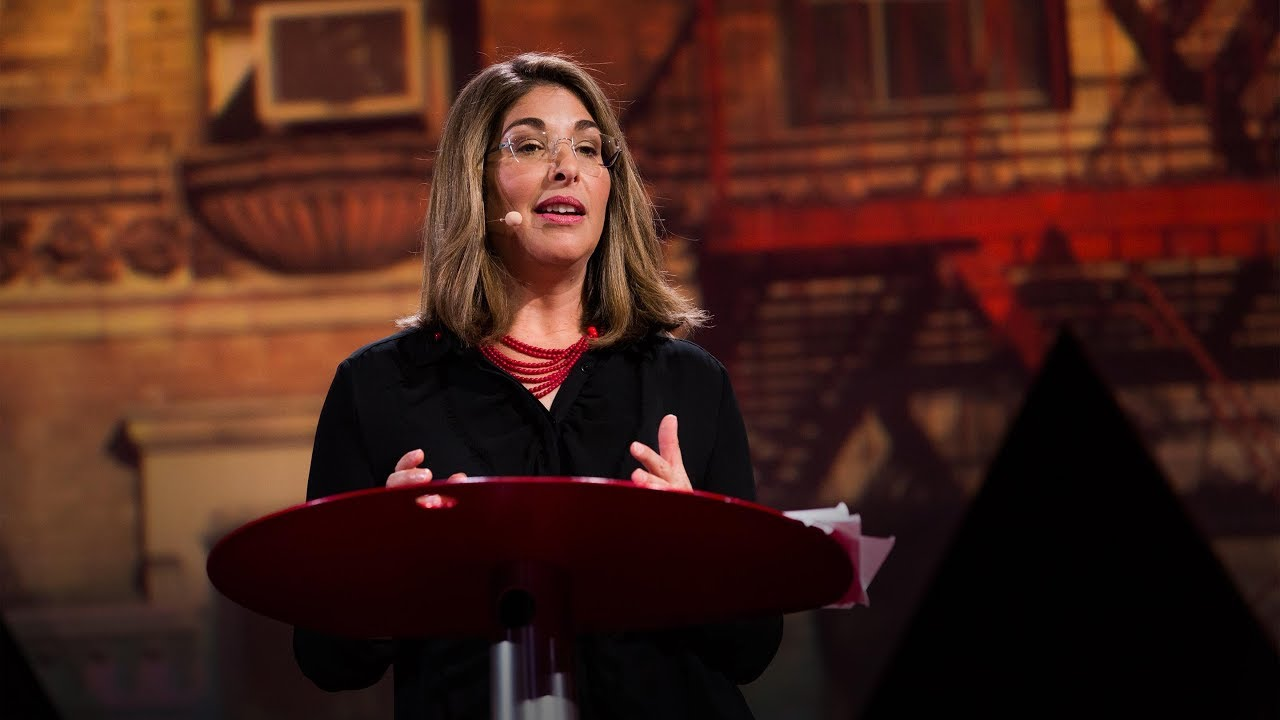 「Naomi Klein:令人震驚的事件如何引發正向改變」- How Shocking Events Can Spark Positive Change