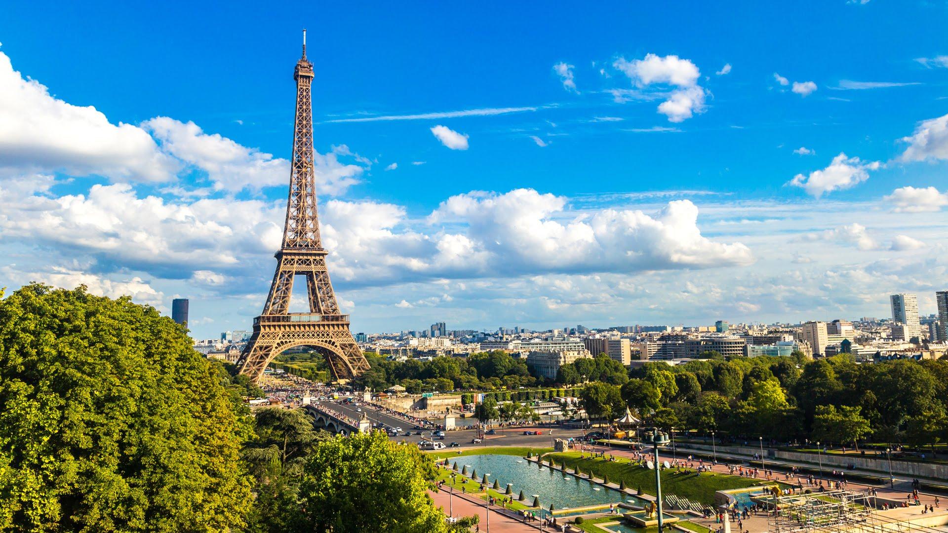 一起到巴黎來趟浪漫之旅
