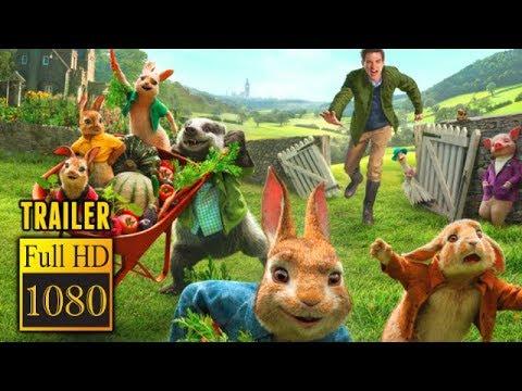 「古靈精怪《比得兔》電影強檔上映」- PETER RABBIT (2018)