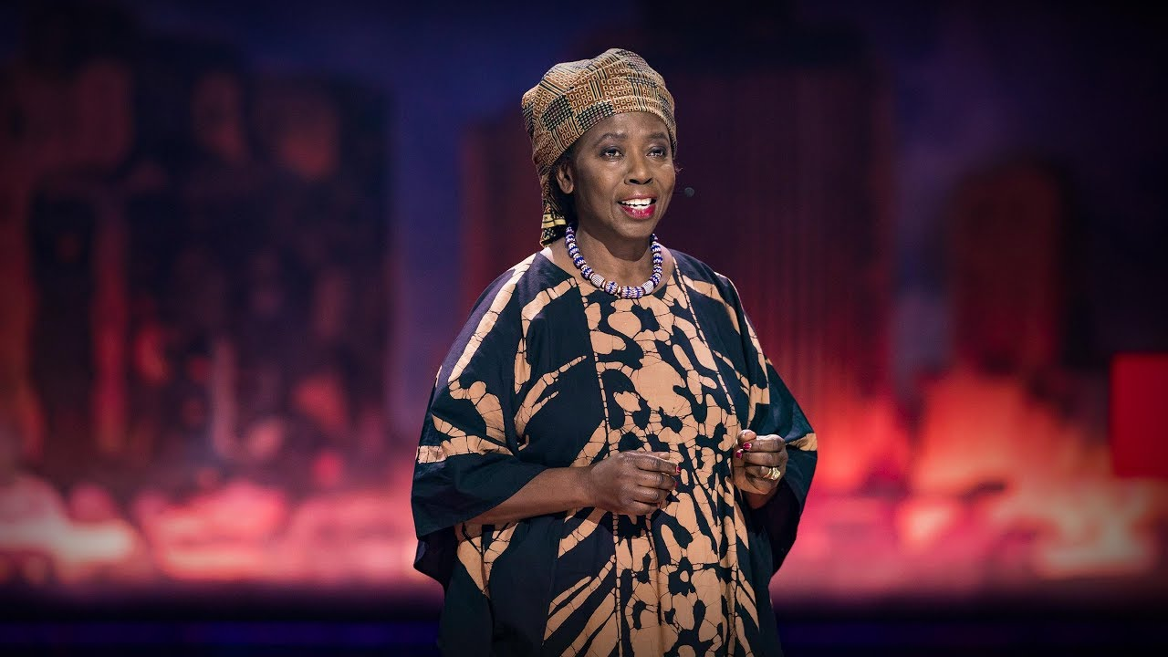 「Musimbi Kanyoro:解決全球難題,先從栽培女性開始」- To Solve the World's Biggest Problems, Invest in Women and Girls