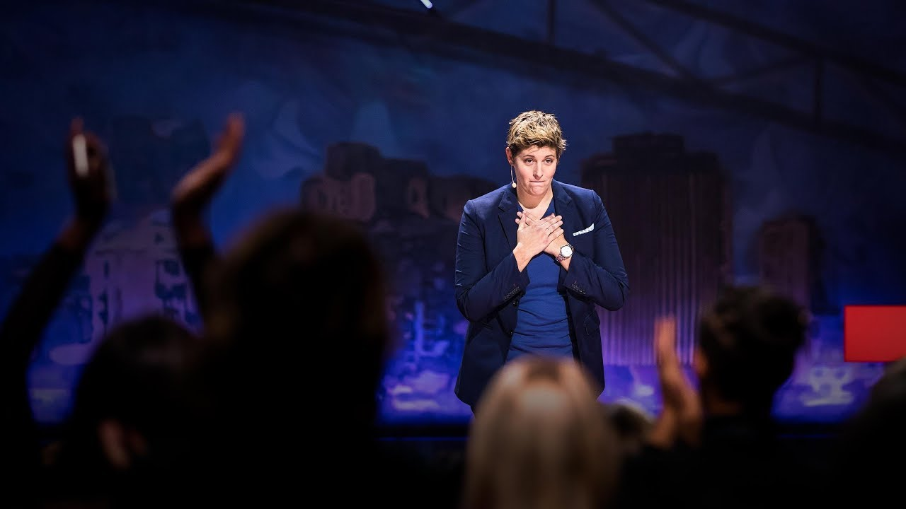 「Sally Kohn:面對仇恨文化,我們能做的改變」- What We Can Do about the Culture of Hate