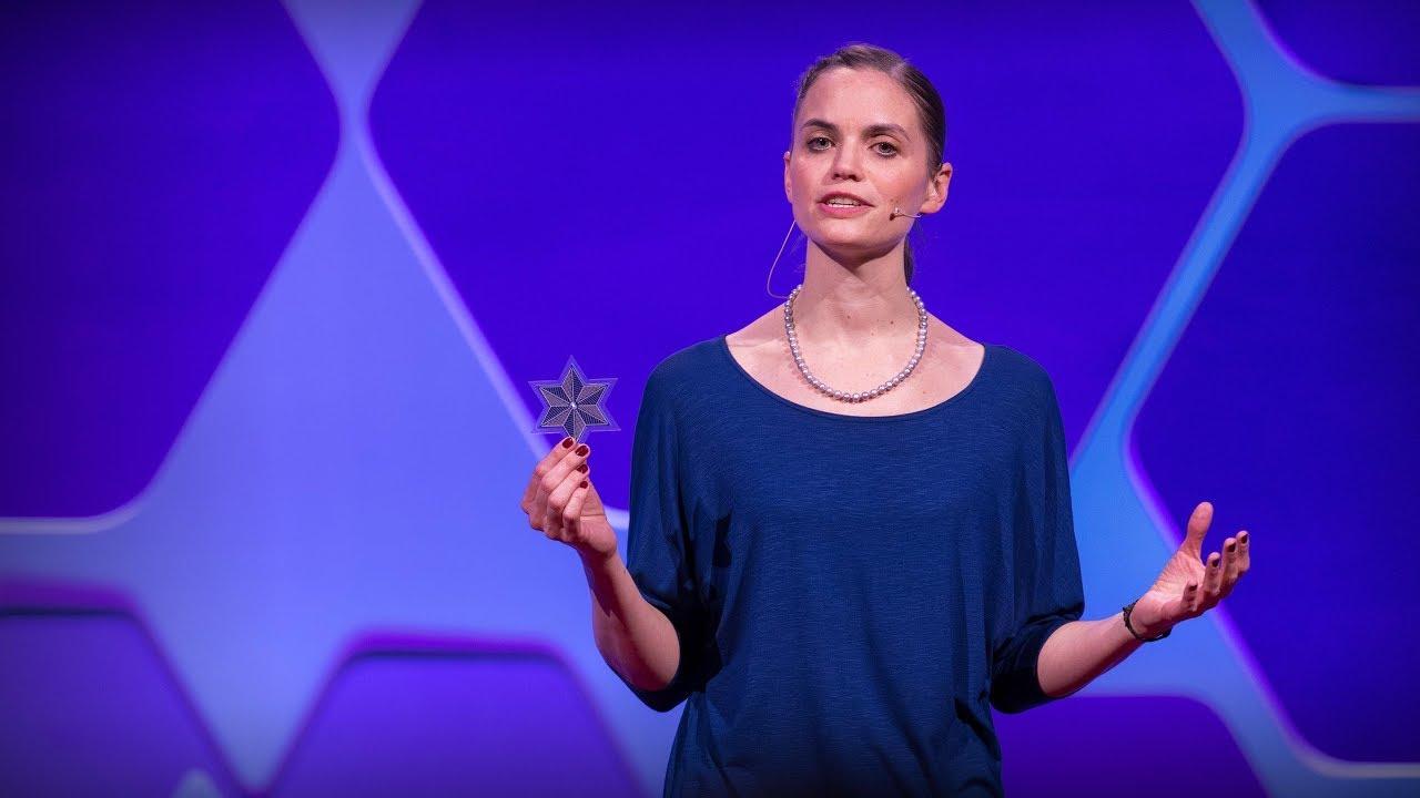 「Hannah Bürckstümmer:一個可印刷、可彎折的有機太陽能電池」- A Printable, Flexible, Organic Solar Cell