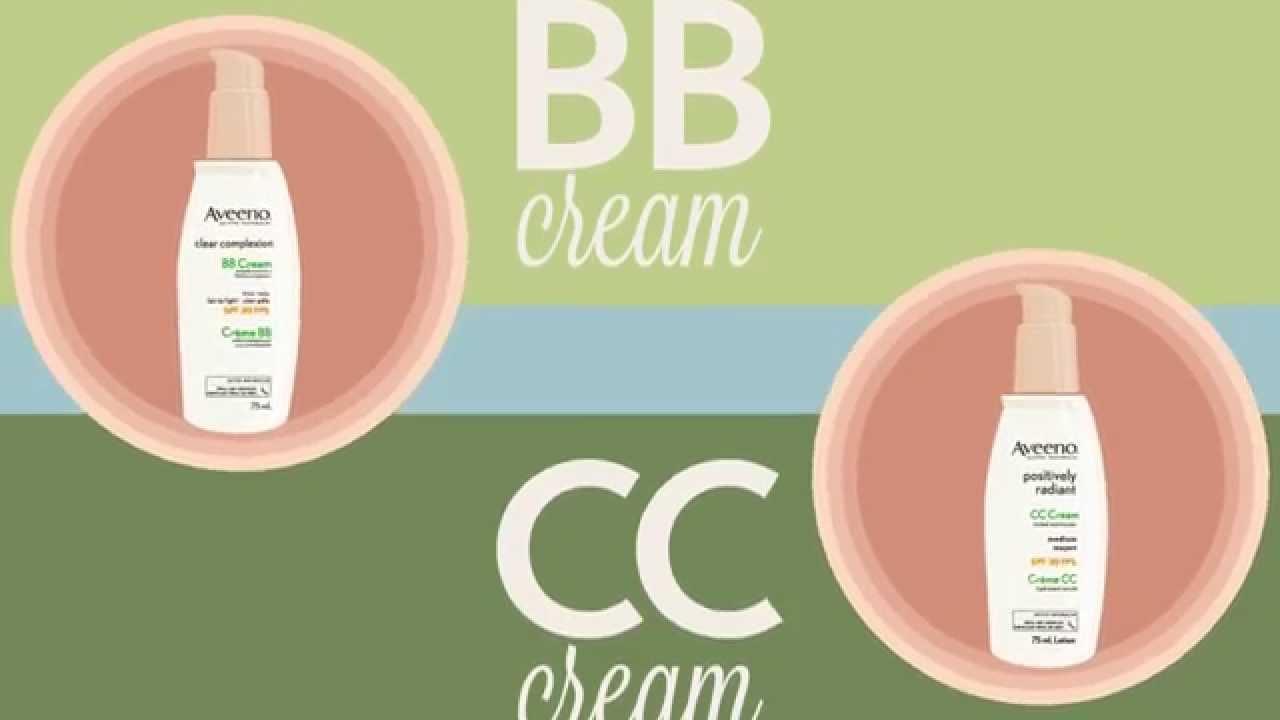 化妝品百百種,BB 霜和 CC 霜到底差別在哪裡?