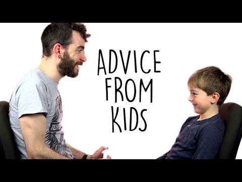 「超萌!小小孩給大人的約會建議是...」- Kids Give Adults Advice on Dating