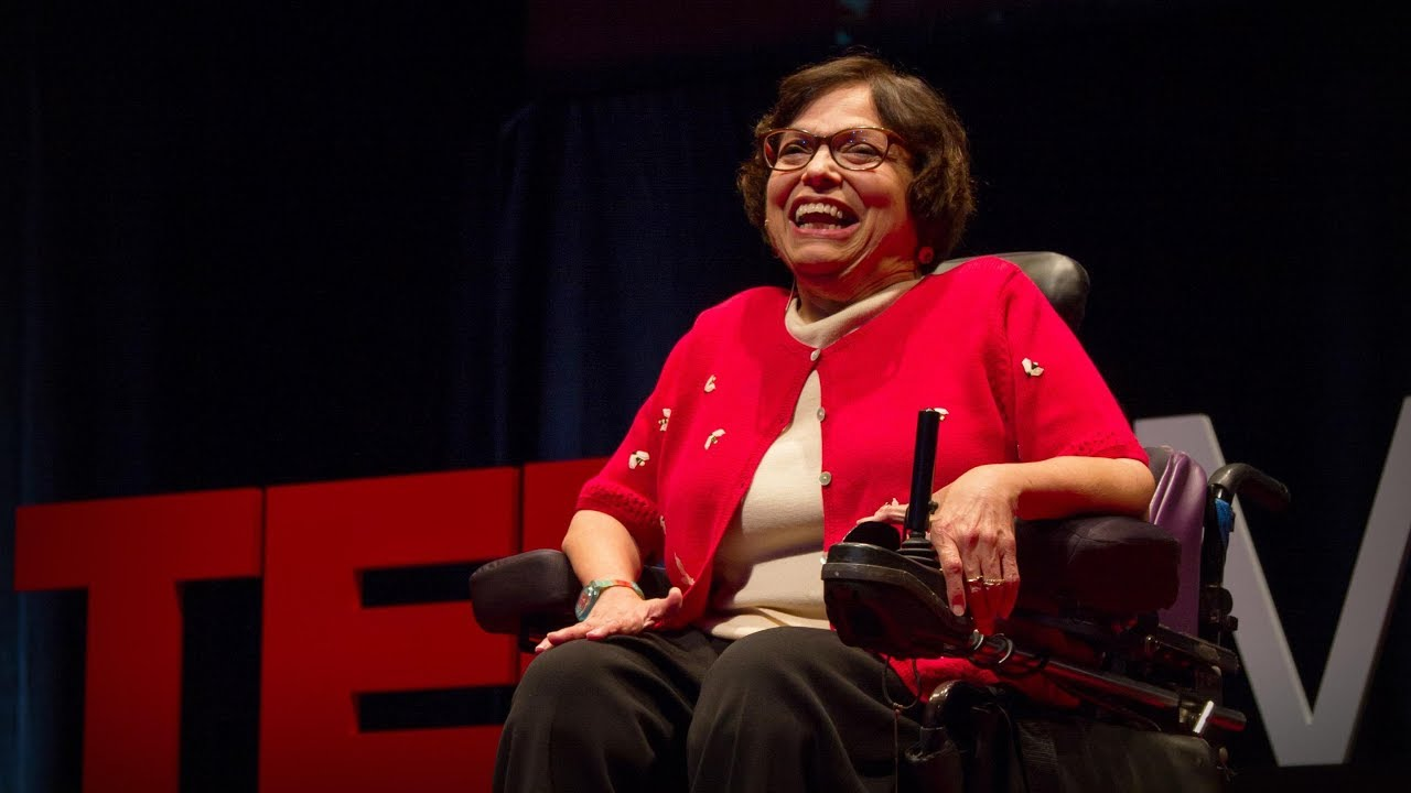 「Judith Heumann:爭取身障權益的戰役尚未成功」- Our Fight for Disability Rights and Why We're Not Done yet