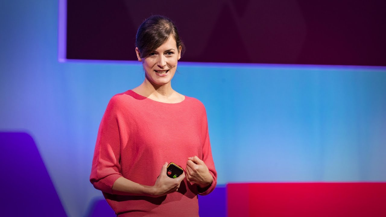 「Ilona Stengel:人類情感在科學研究中所扮演的角色」- The Role of Human Emotions in Science and Research