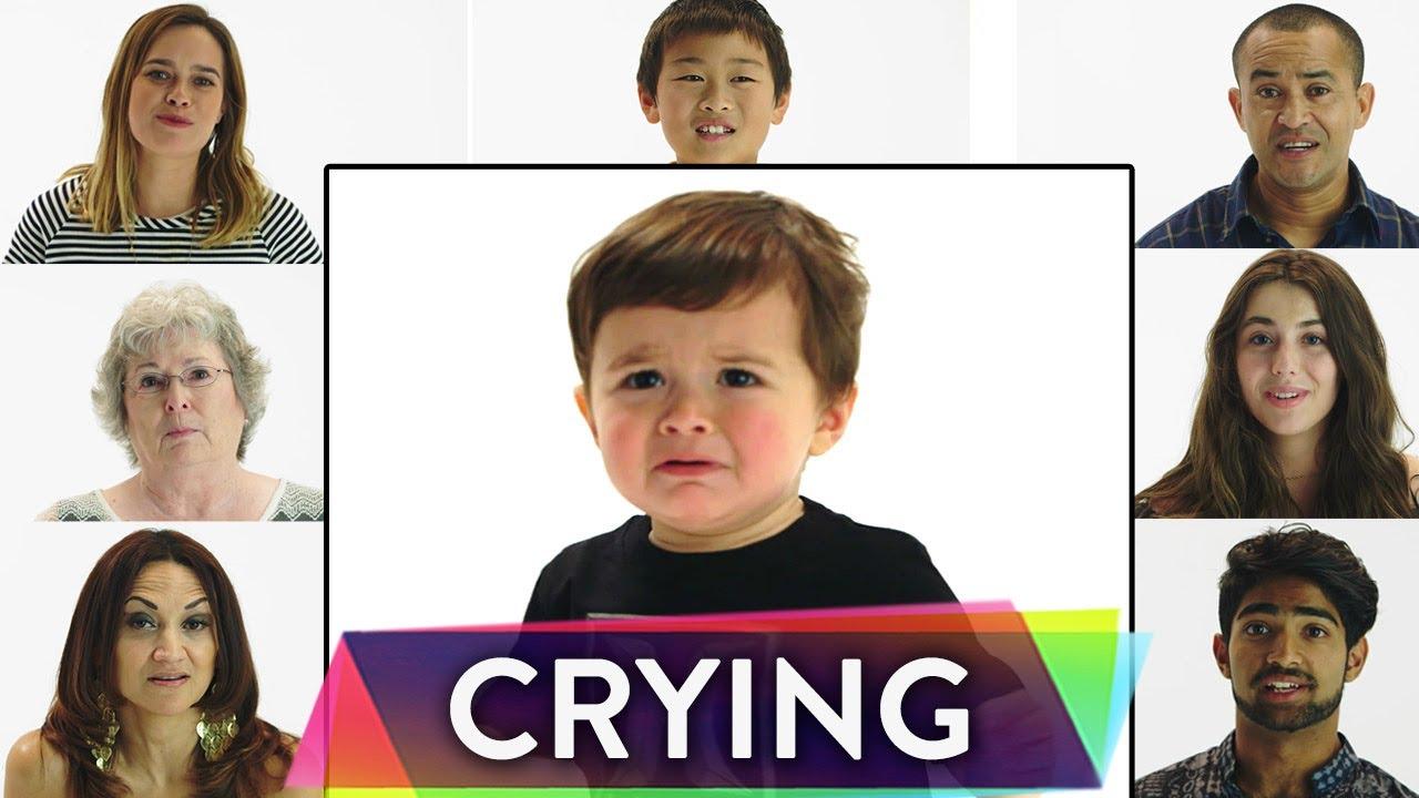 你上一次哭泣是什麼時候呢?