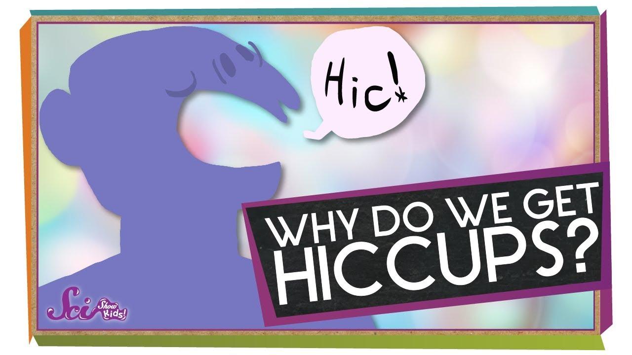 「我們為什麼會打嗝?」- Why Do We Get Hiccups?