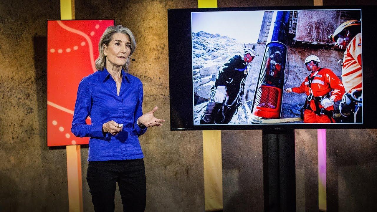 「Amy Edmondson:如何將一群陌生人凝聚成一個團隊」- How to Turn a Group of Strangers into a Team