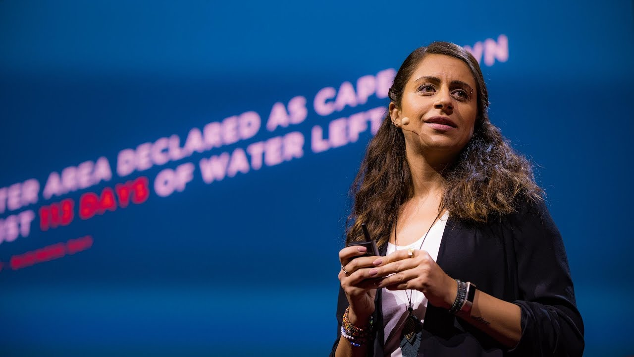 「Lana Mazahreh:三種省水妙招」- 3 Thoughtful Ways to Conserve Water