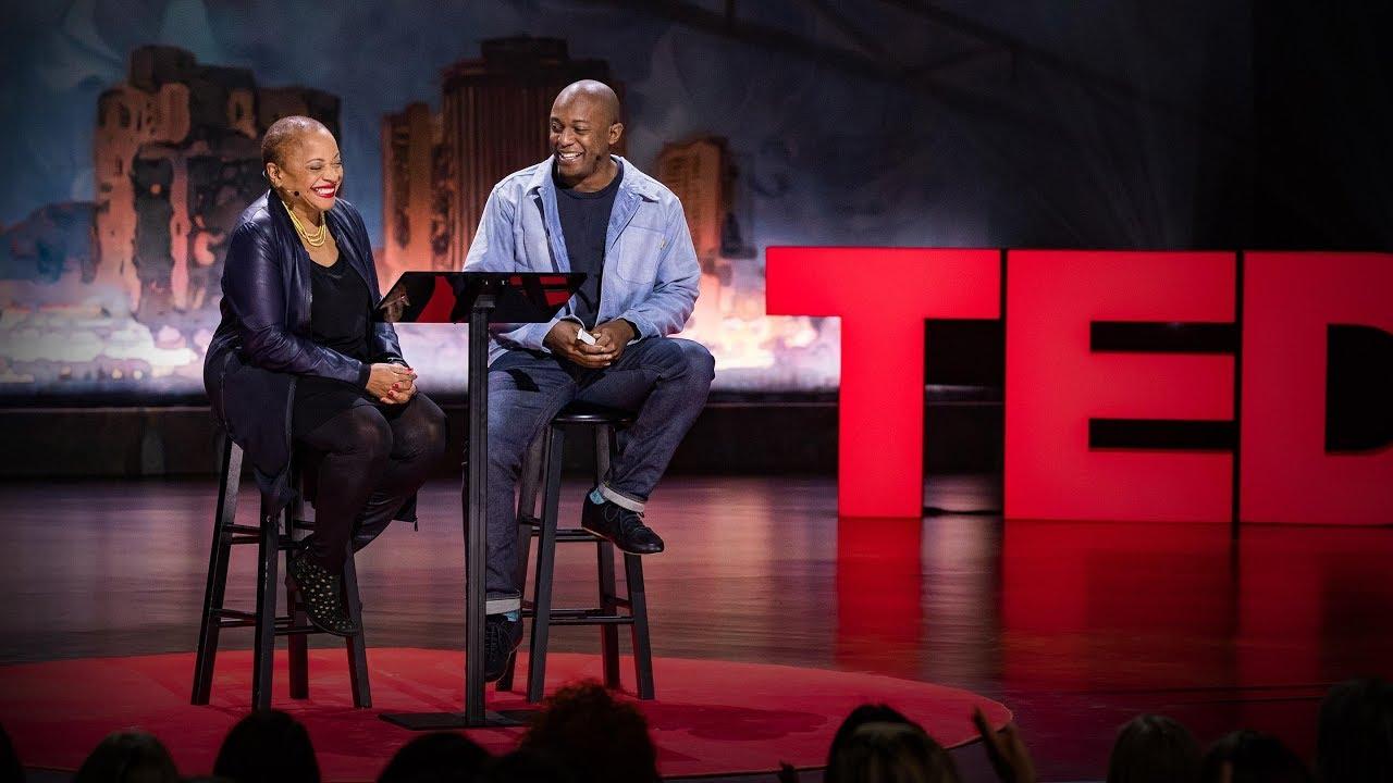 「Deborah Willis & Hank Willis Thomas:愛與藝術將母子緊繫在一起」- A Mother and Son United by Love and Art