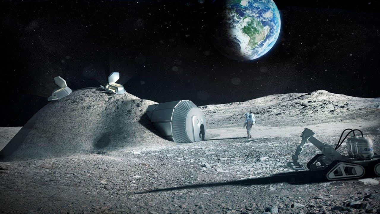 「Xavier De Kestelier:太空建築師的冒險之旅」- Adventures of an Interplanetary Architect