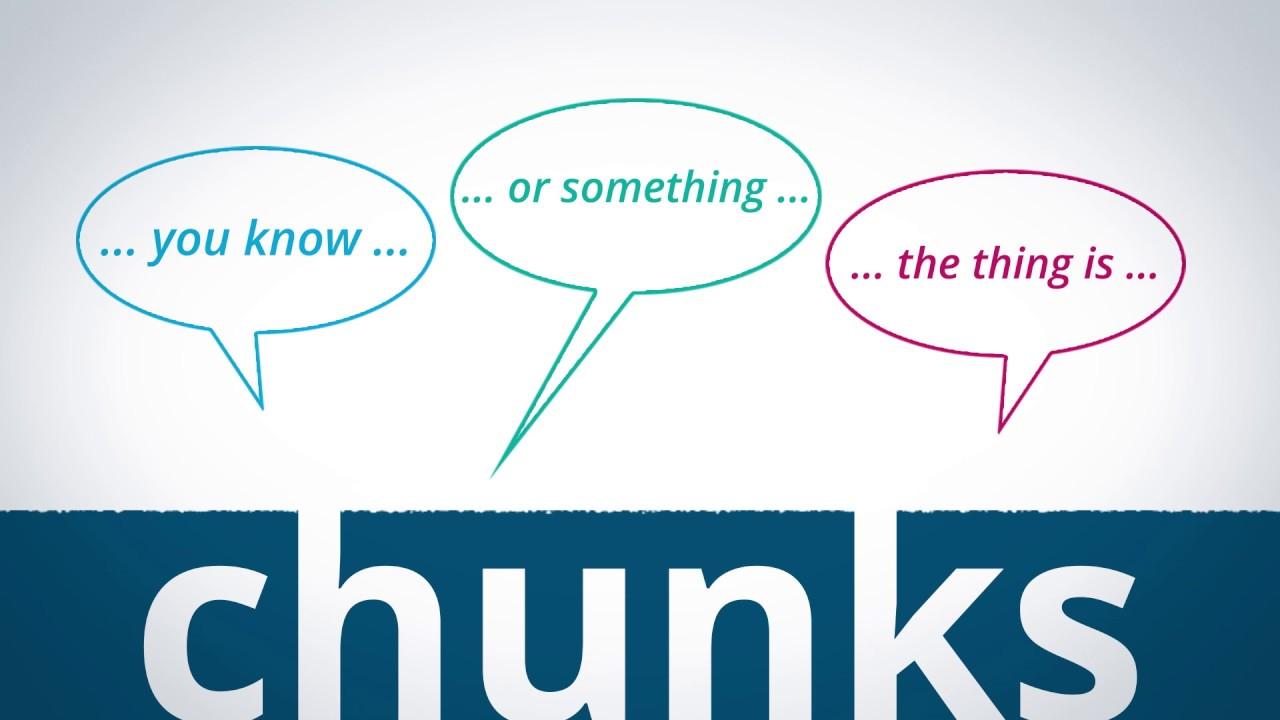 「用了這個詞,讓你口語英文超流暢」- Chunks: The Thing Is