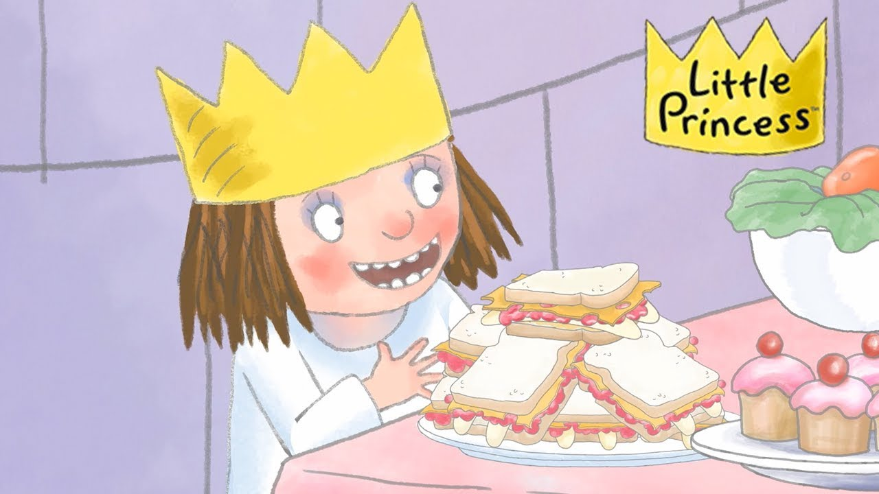 「【看卡通學英文】任性小公主踢鐵板:一段自我反省的故事」- Little Princess: I Mustn't Be Bossy