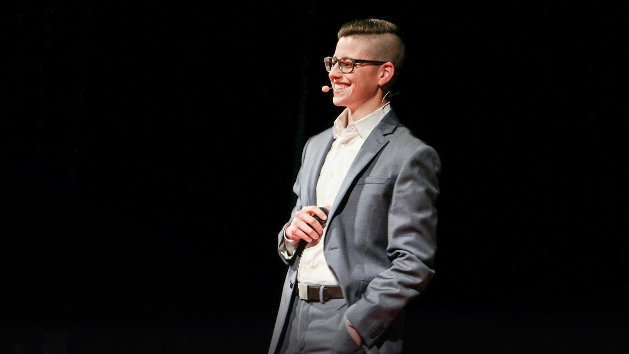 「Lb Hannahs:身為一名跨性別父親是什麼樣子的」- What It's like to Be a Transgender Dad