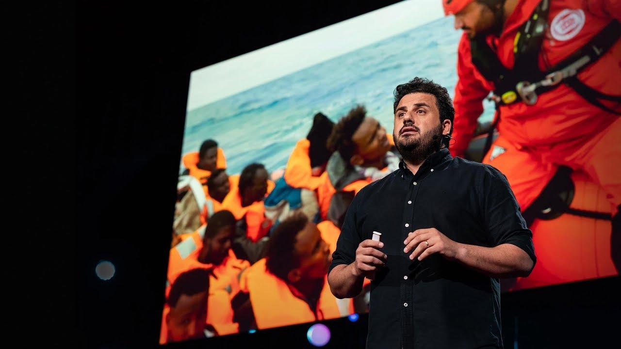 「Essam Daod:如何為難民帶來心靈上的支持」- How We Can Bring Mental Health Support to Refugees