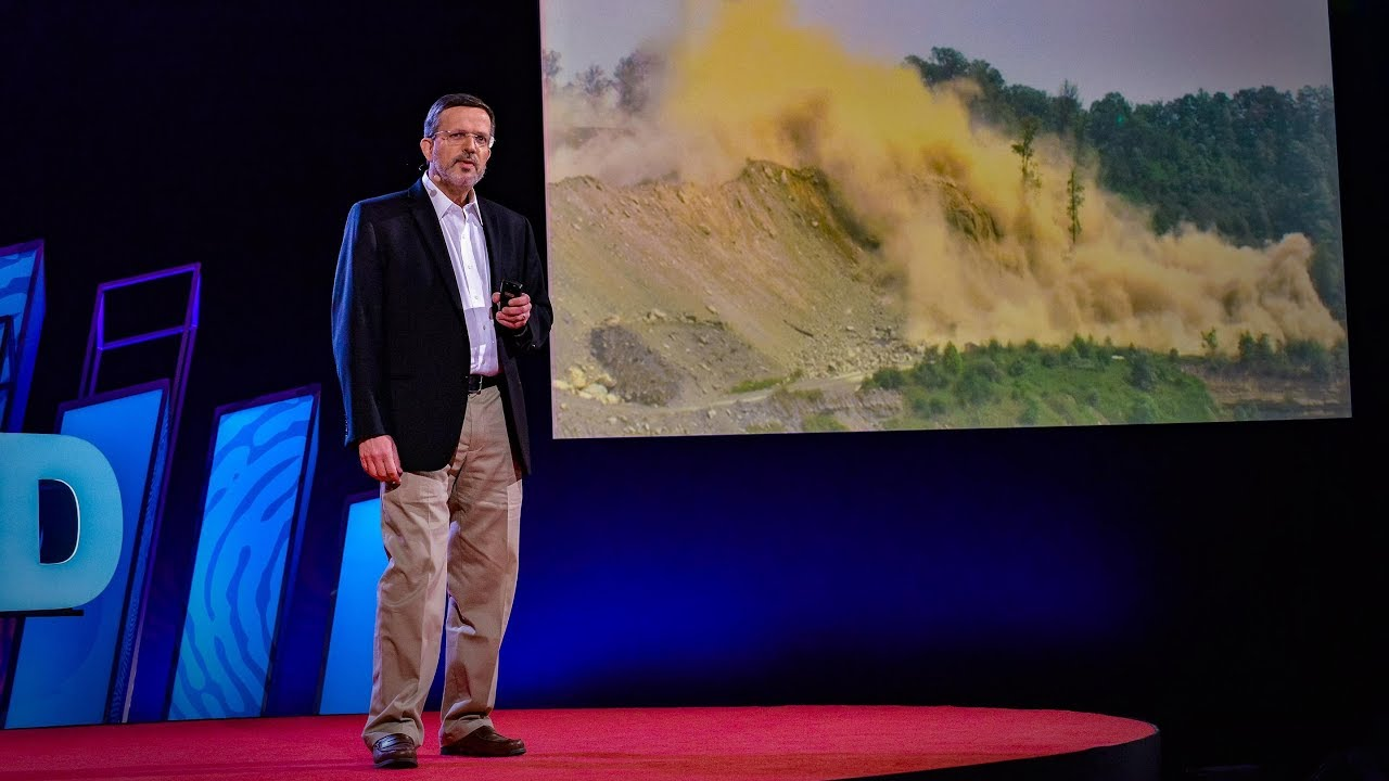 「Michael Hendryx:山巔移除採礦產業的驚人風險--以及必須終結的原因」- The Shocking Danger of Mountaintop Removal—and Why It Must End