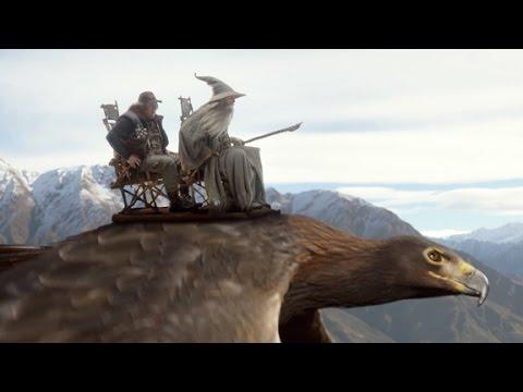 魔戒迷必看!史上最磅礡飛航安全宣導片