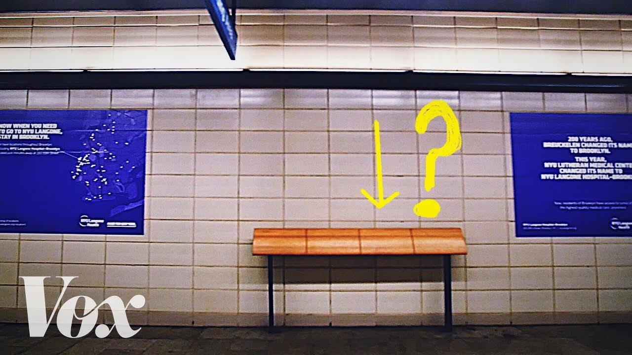 為什麼城市充滿不舒適的長椅?