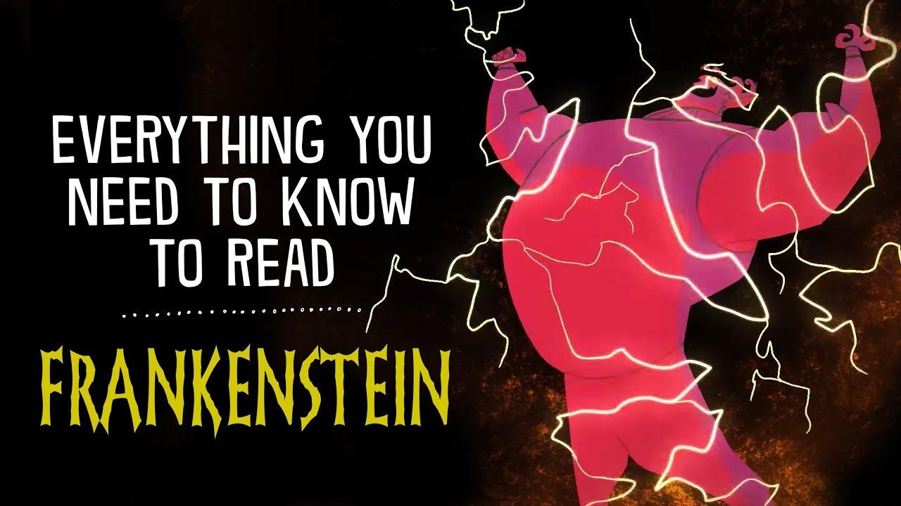 「文學經典《科學怪人》背後的故事」- Everything You Need to Know to Read