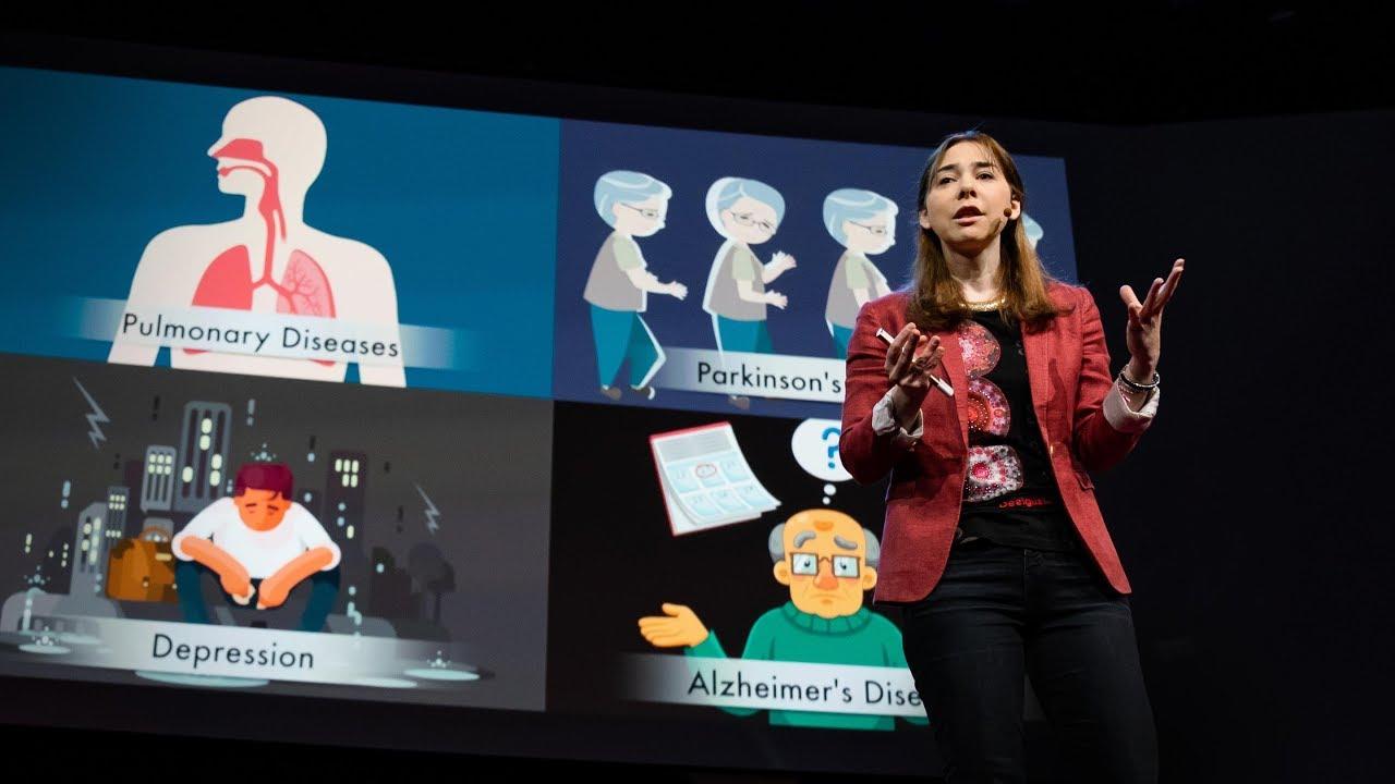 「Dina Katabi:監控生命跡象的全新方法」- A New Way to Monitor Vital Signs (That Can See Through Walls)