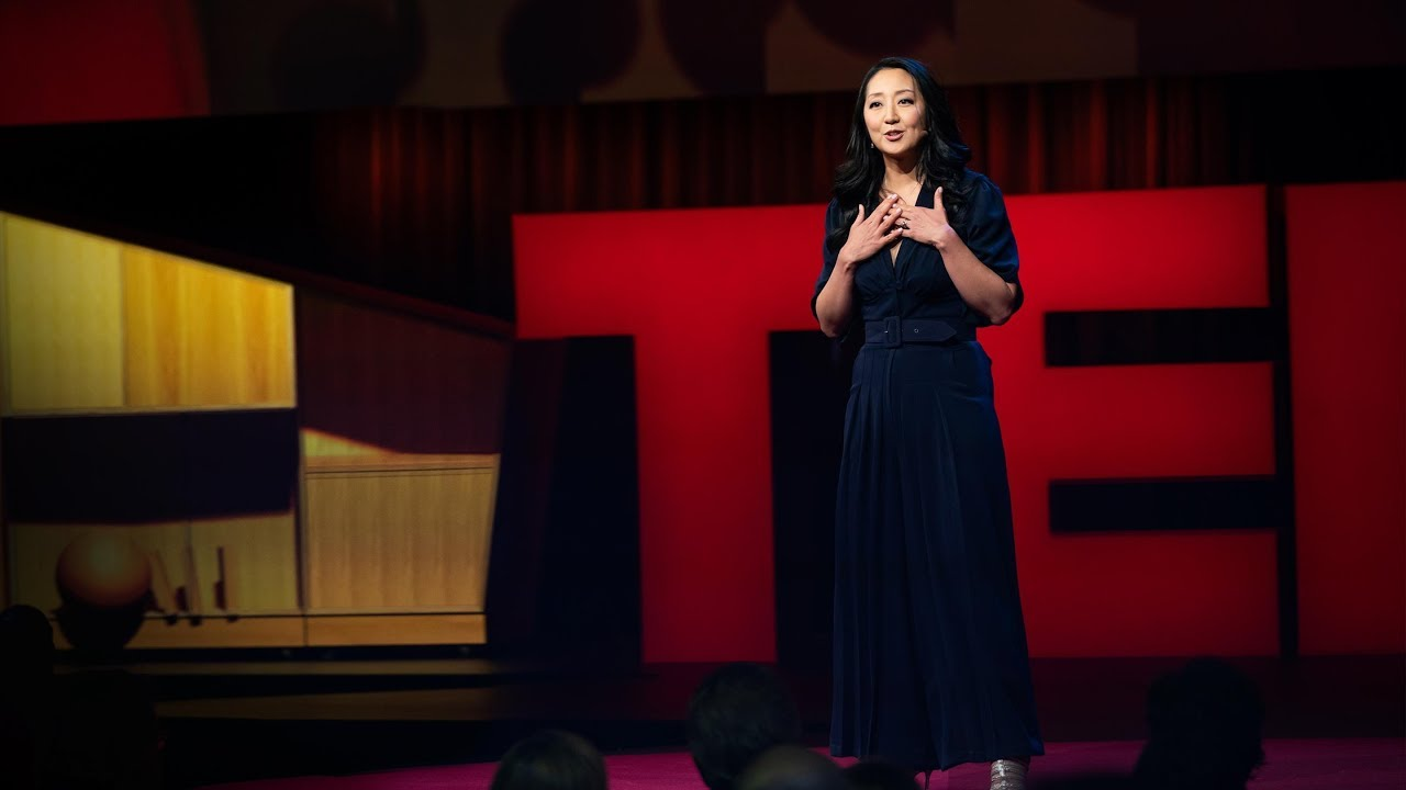 「Rebeca Hwang:自我認同多樣性的力量」- The Power of Diversity Within Yourself