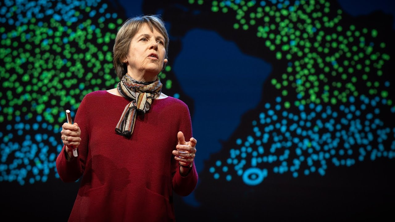 「Penny Chisholm:默默為地球提供能量的迷你生物」- The Tiny Creature That Secretly Powers the Planet