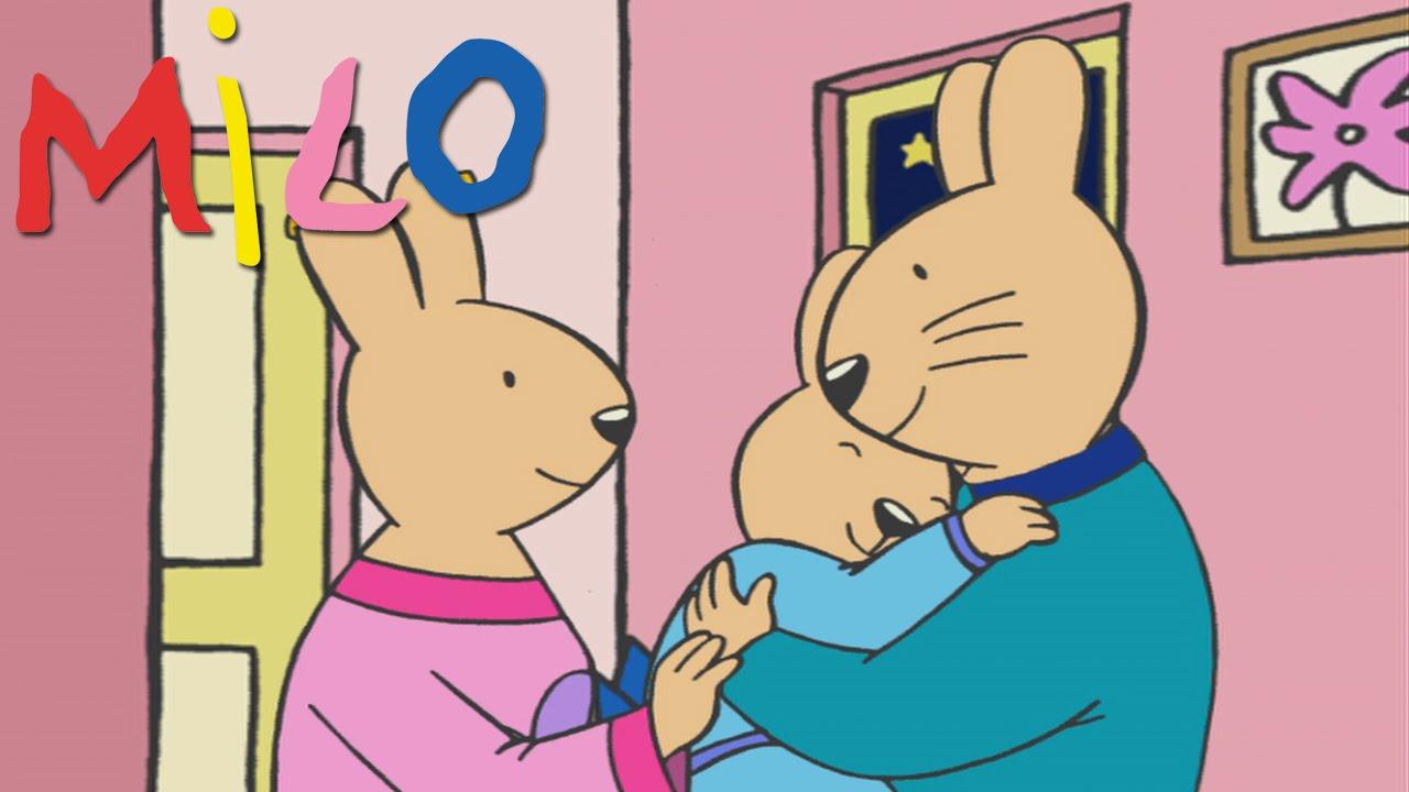 「【兔兔 Milo 的一天】爸媽吵架了,是不是我的錯?」- Milo: The Argument
