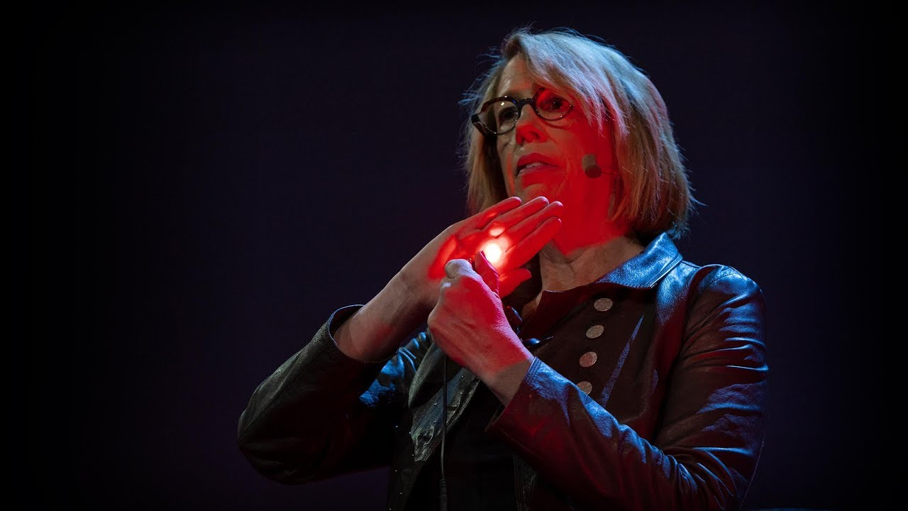 「Mary Lou Jepsen:如何使用燈光深入觀察我們的身體與大腦」- How We Can Use Light to See Deep Inside Our Bodies and Brains