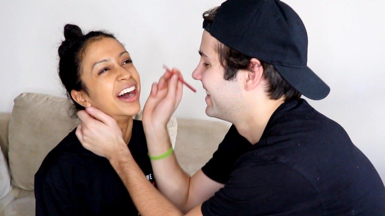 男友幫我化妝!到底會變成什麼樣子?