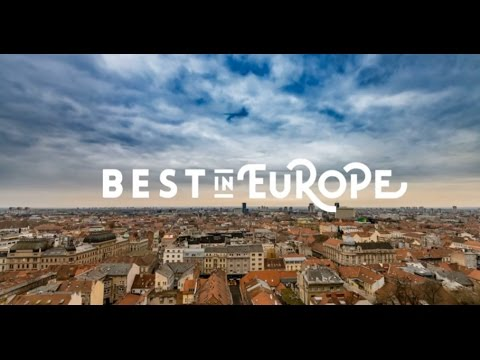 「造訪克羅埃西亞美麗的首都:札格瑞布」- Lonely Planet: The Best European Destination to Travel to in 2017