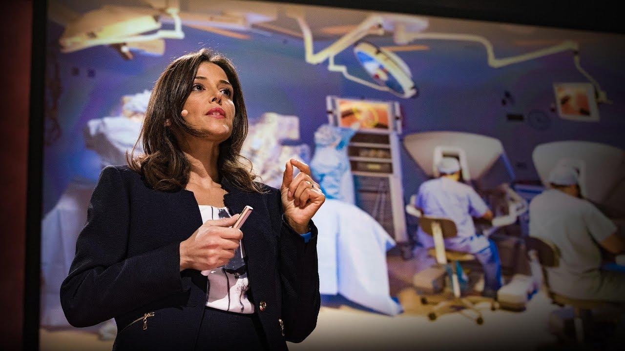 Nadine Hachach-Haram:擴增實境如何改變外科手術的未來