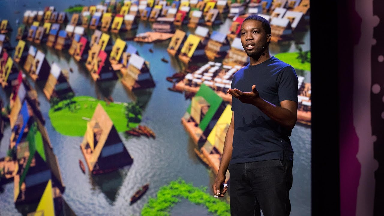 「Christian Benimana:非洲的下一代建築師與設計師」- The Next Generation of African Architects and Designers