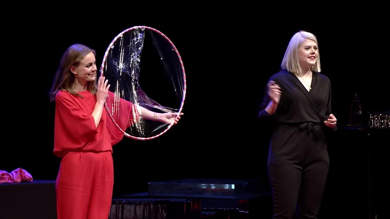Nina DøLvik Brochmann & Ellen StøKken Dahl:處女情結的騙局