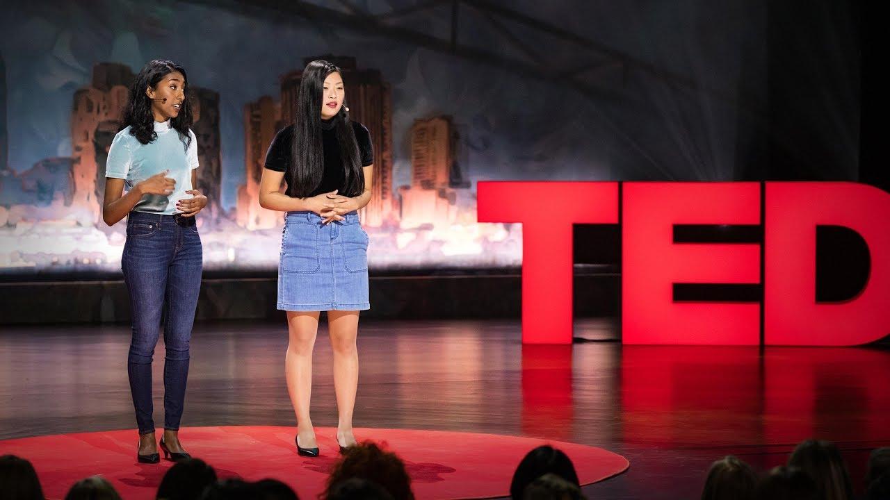 「Priya Vulchi & Winona Guo:如何培養種族素養」- What It Takes to Be Racially Literate