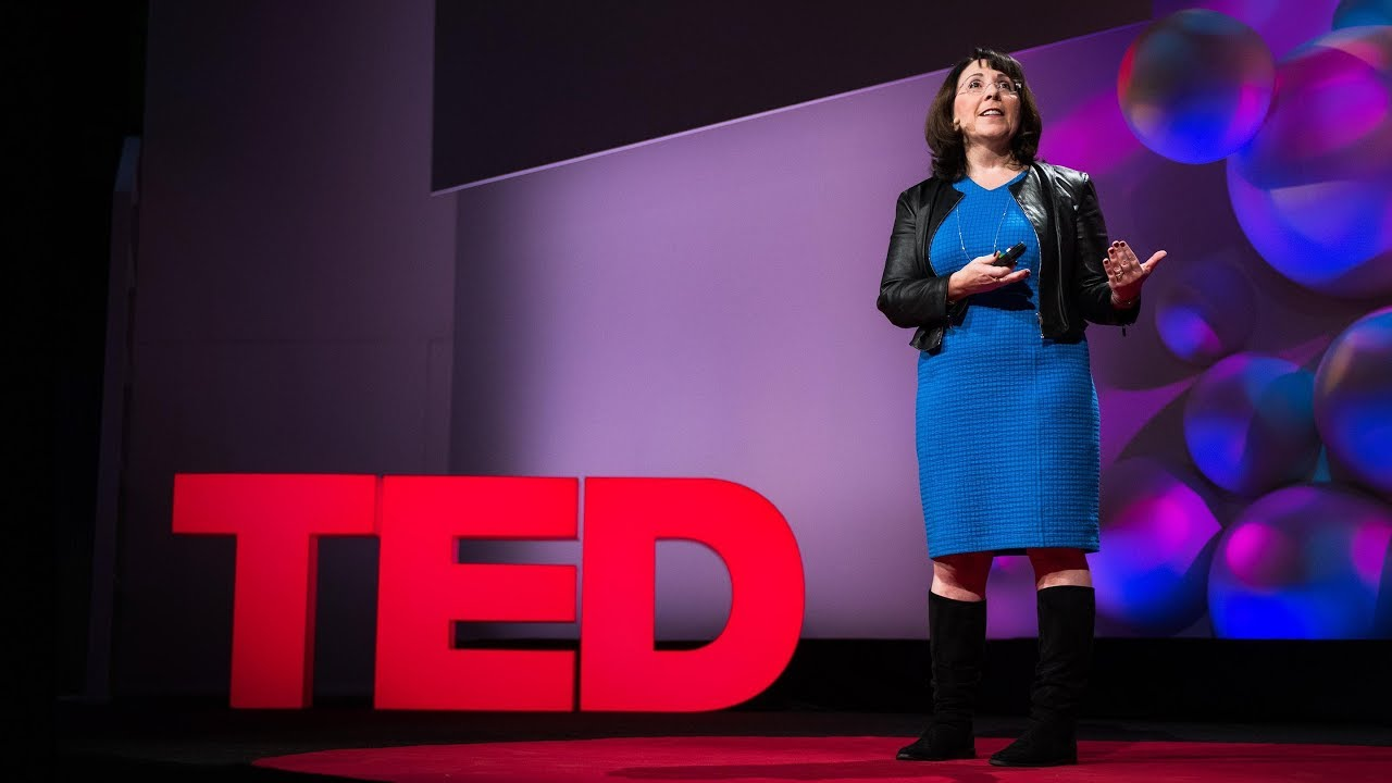Lisa Feldman Barrett:你不受情緒支配--是大腦掌控情緒