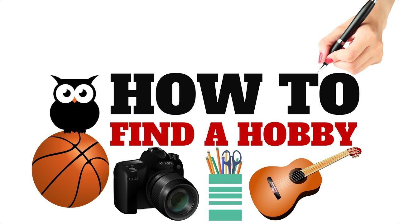 「如何找到自己的興趣?」- How to Find a Hobby