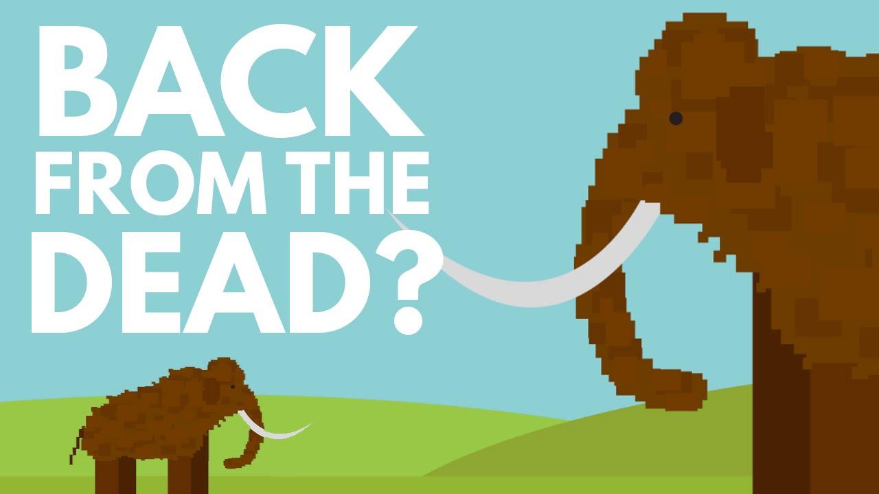 「我們該復育絕種的動物嗎?」- Should We Bring Extinct Animals Back to Life?