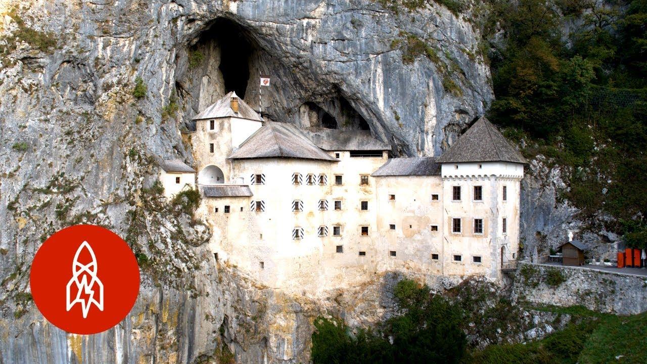 走進斯洛維尼亞:懸崖上的孤堡