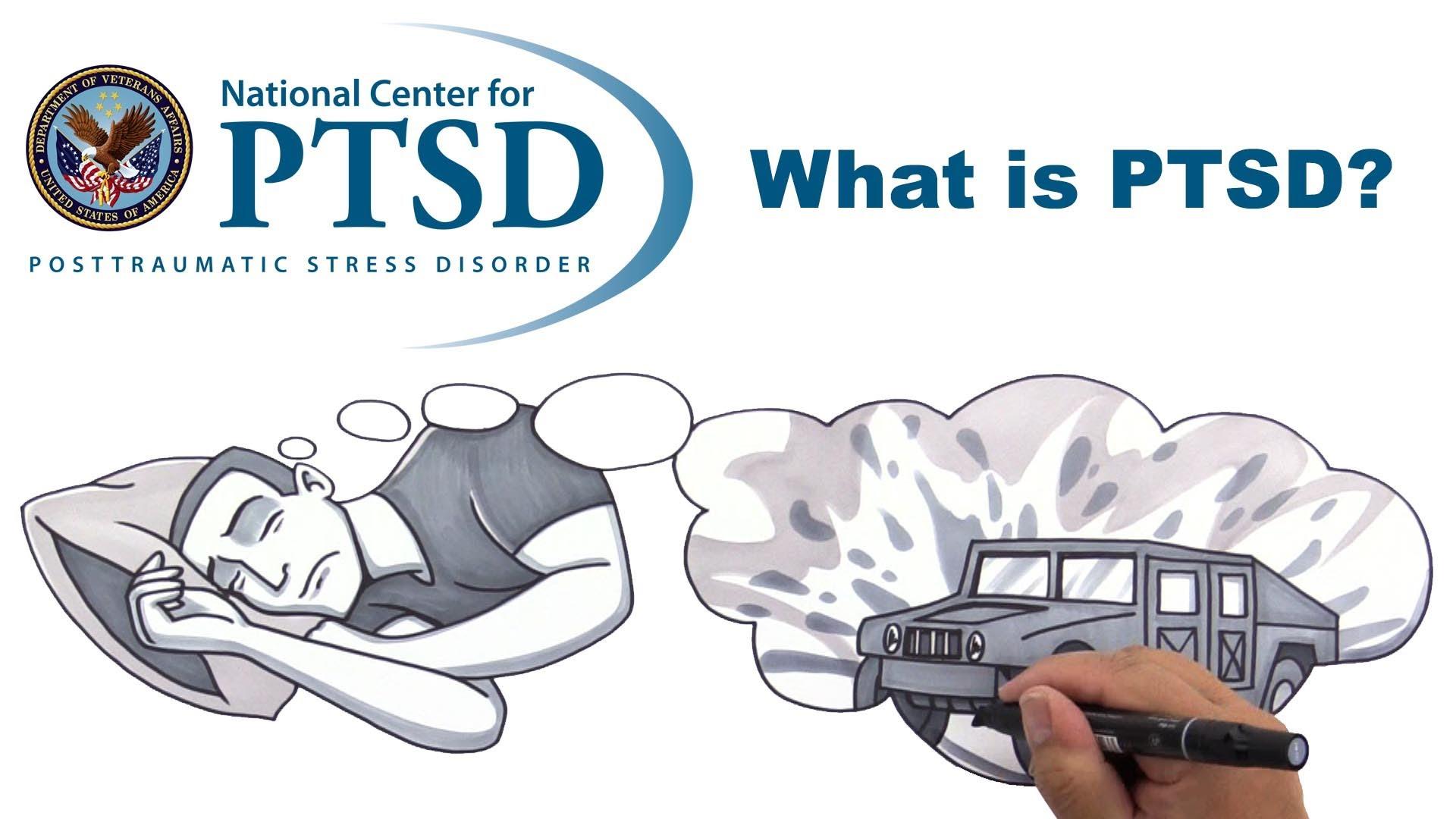 認識『創傷後壓力症候群』