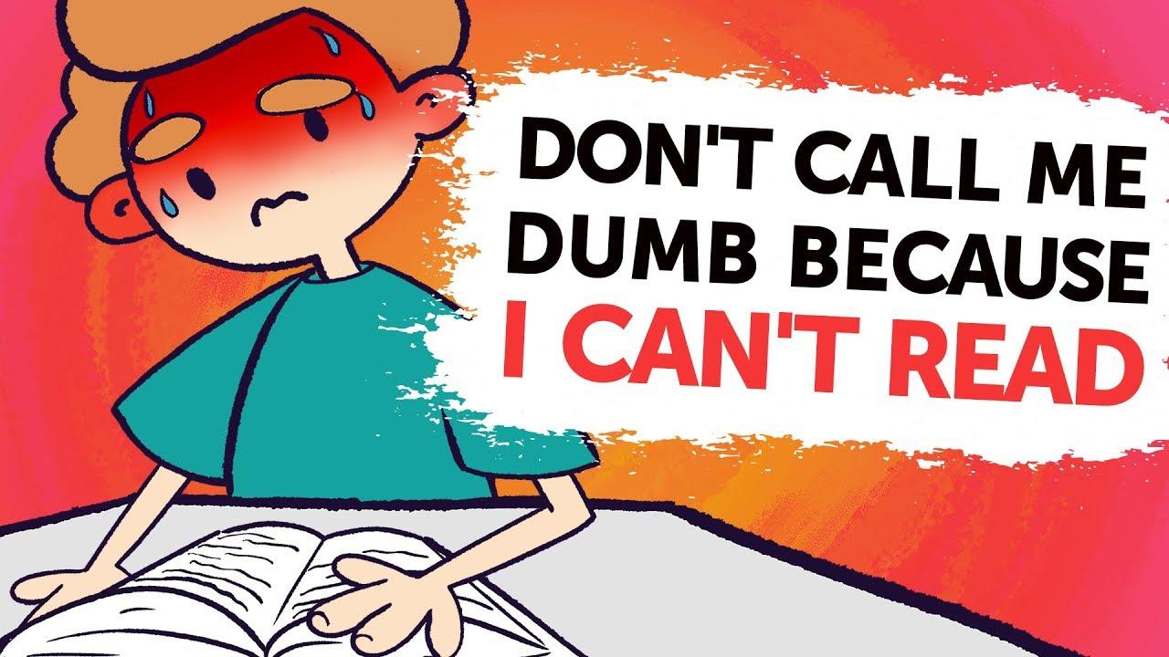 我無法閱讀,但我並不笨--認識讀寫障礙