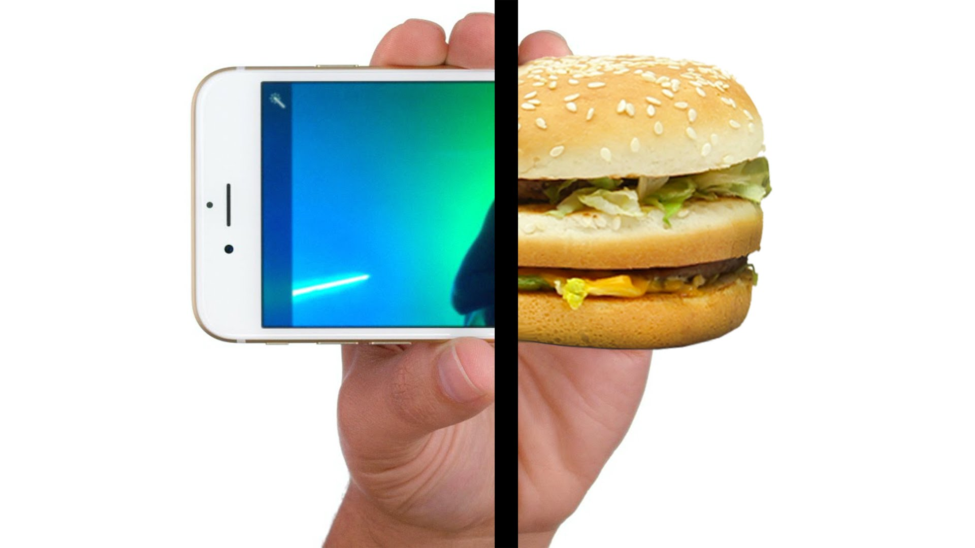 「如果麥當勞廣告做得跟蘋果廣告一樣...」- If McDonald's Advertised Like Apple