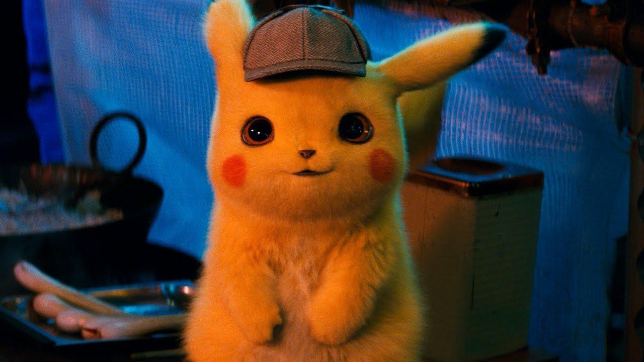「我們的童年搬上大螢幕了:《Pokemon:名偵探皮卡丘》」- POKEMON Detective Pikachu - Official Trailer #1