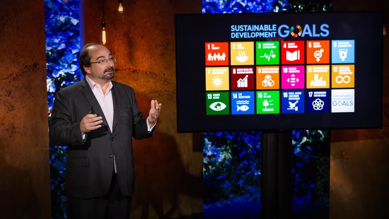 Michael Green:我們已取得進展的全球目標--以及未竟之業