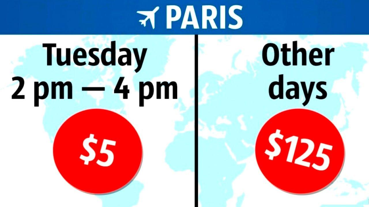 六招教你買到最便宜的機票