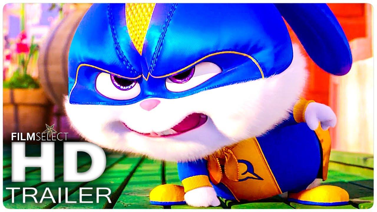《寵物當家 2》官方預告:雪球篇