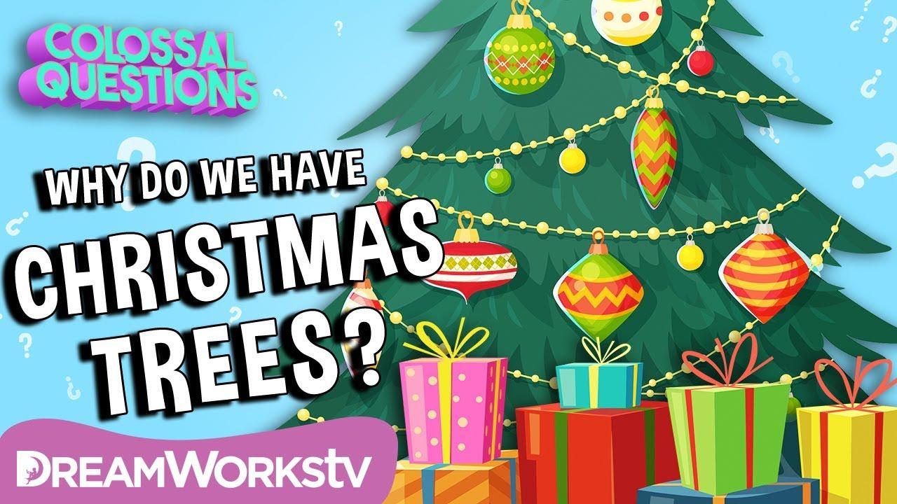 聖誕節到了,但聖誕樹到底是怎麼來的?