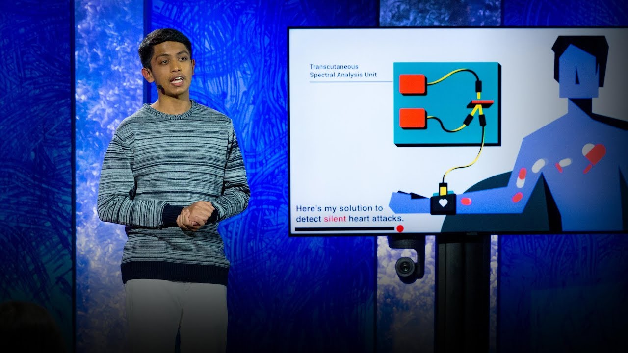 Akash Manoj:偵測潛在心臟病發的救命設備