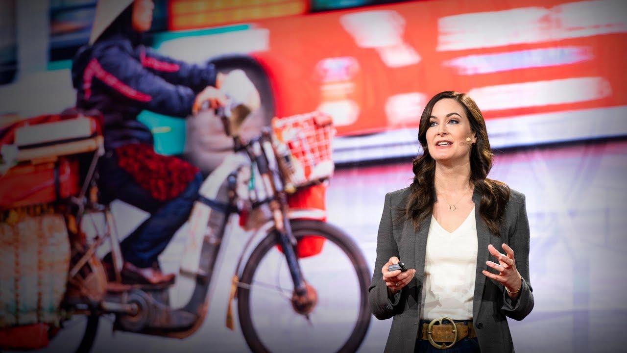 Katharine Wilkinson:賦予女性更多權力,有助對抗氣候變遷